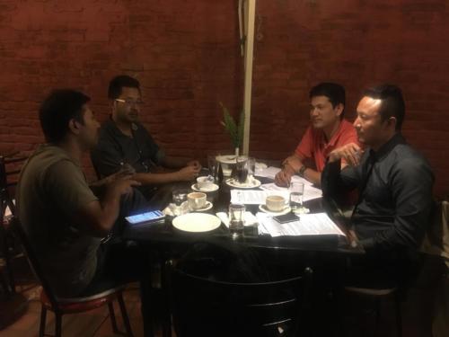 club admin committee meeting